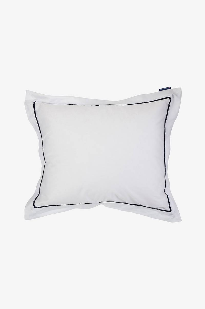Örngott Sateen w Star Frame Pillowcase