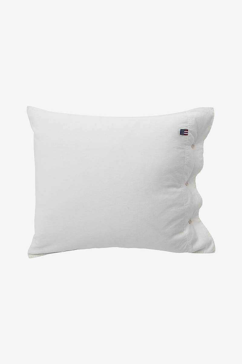 Washed Cotton Linen Pillowcase tyynyliina