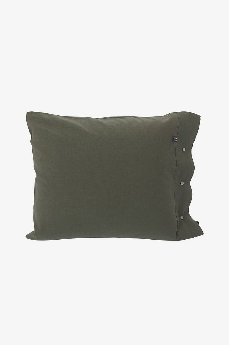 Putevar Washed Cotton Linen Pillowcase