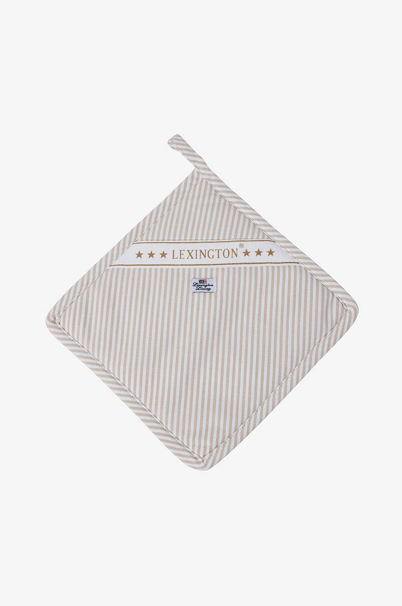 Grytlapp Oxford Striped Potholder