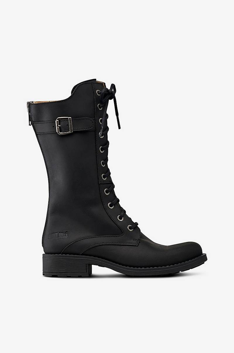 Støvle High Lace Boot