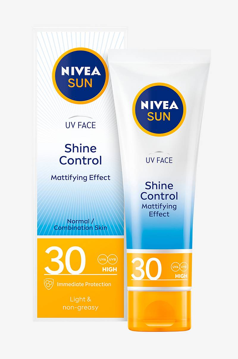 Sun Face SPF 30 Shine Control 50 ml