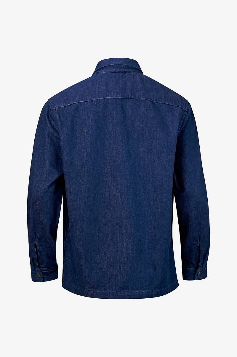 Jeansjakke Zip Jacket