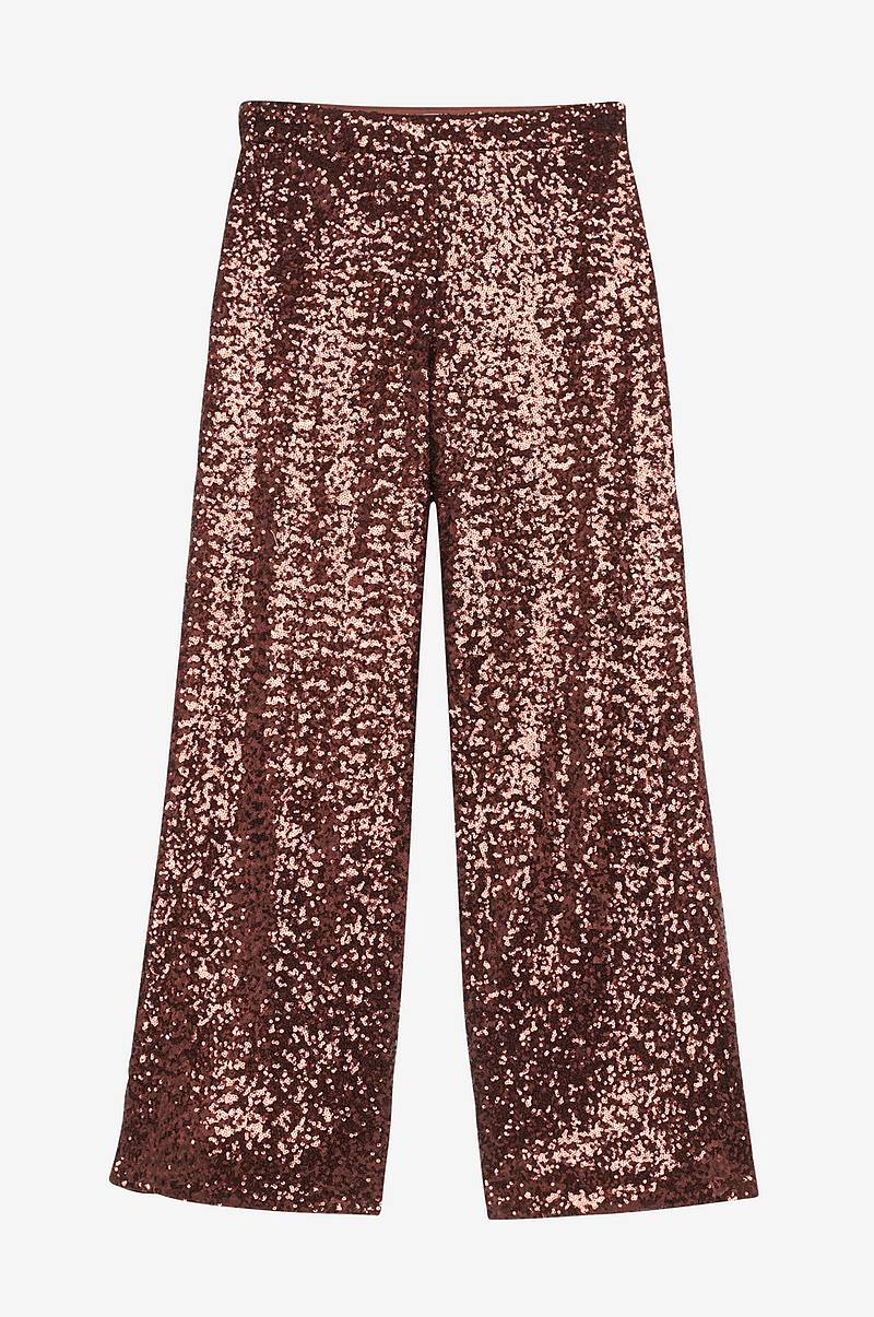 Paljettbukse May Trousers