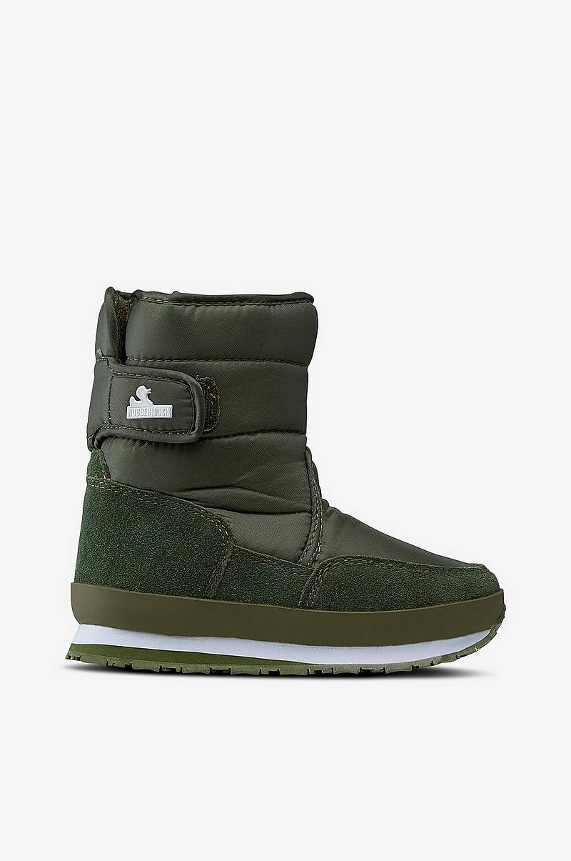 Snowjogger RD Nylon Suede Solid