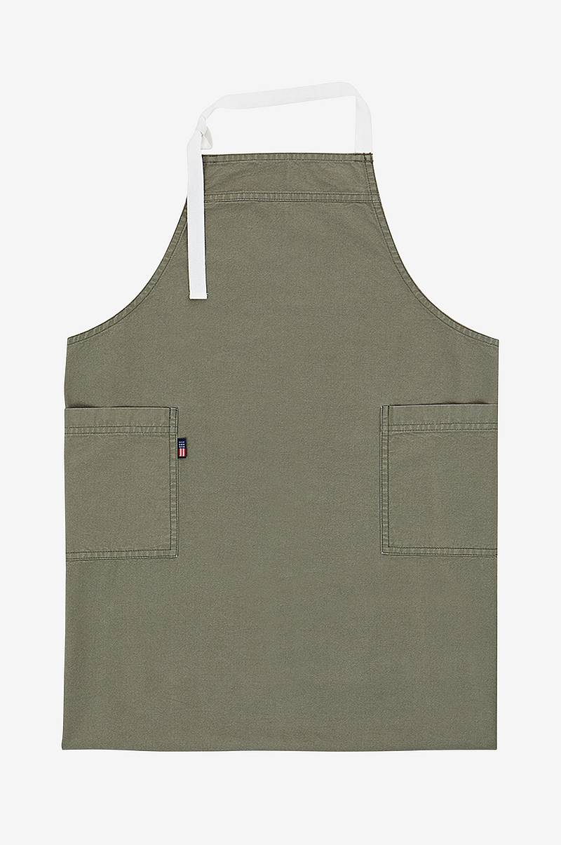 Forkle Canvas Apron high