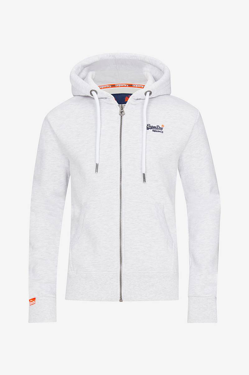 Hettejakke Orange Label Ziphood