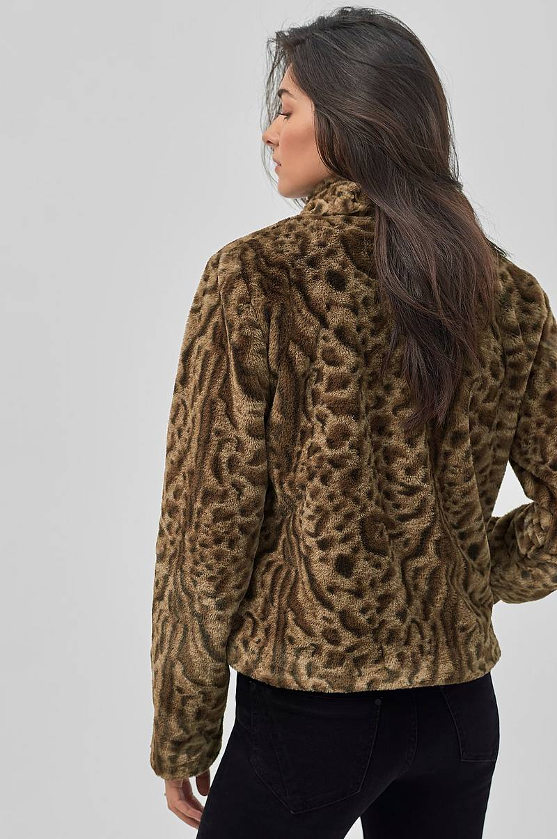 Jakke Char Fur Jacket