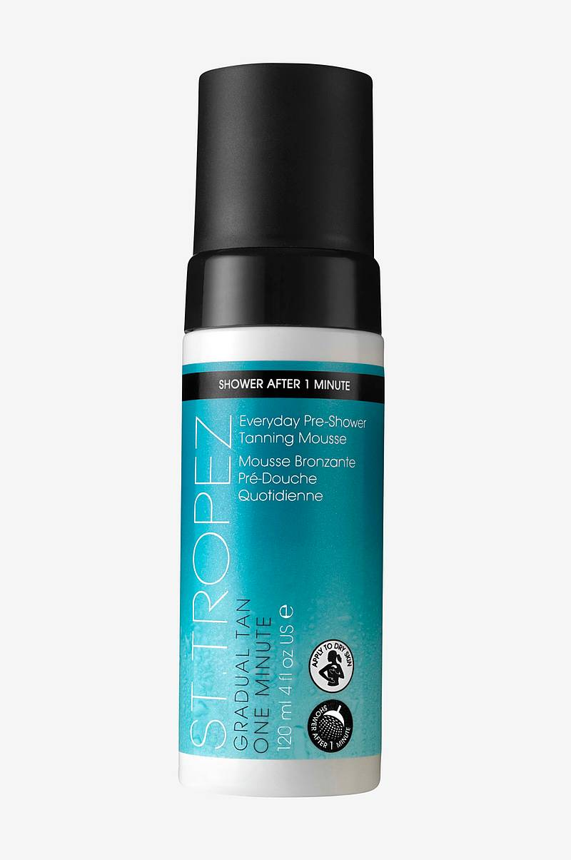 Gradual Tan One Minute Pre-Shower Mousse 120ml