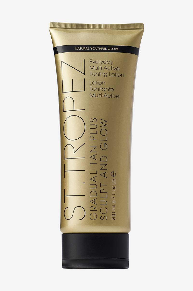 Gradual Tan Plus Sculpt & Glow Toning Lotion 200ml