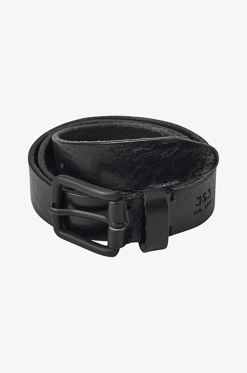 Bälte jacLee leather belt