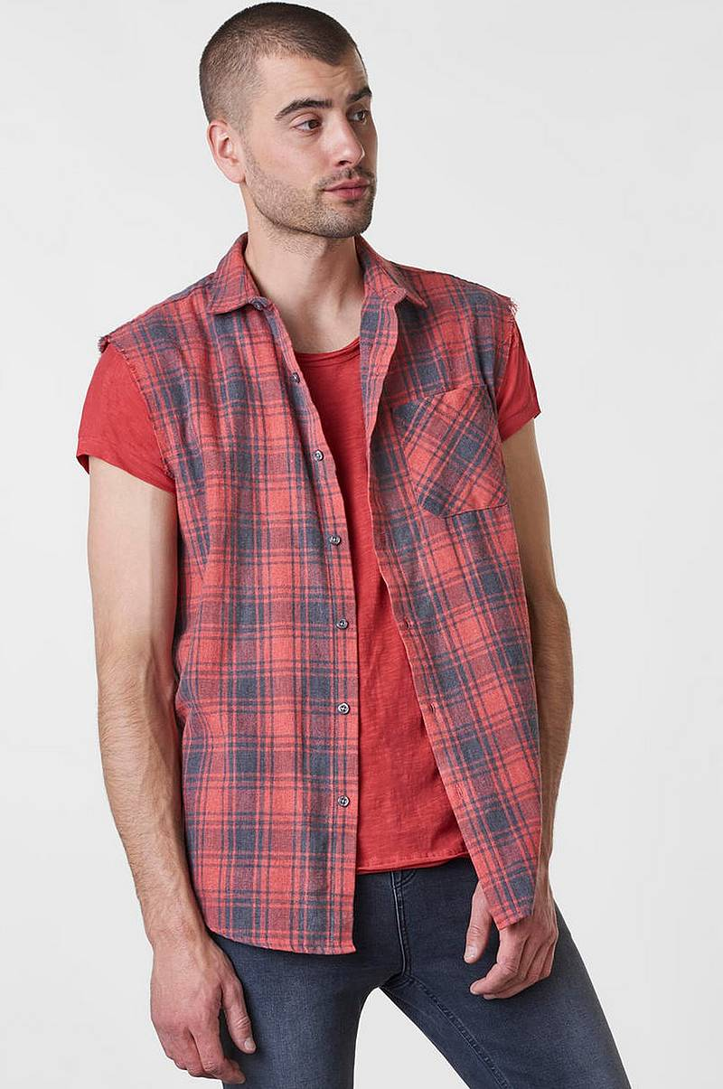 Skjorte Perry Sleeveless Shirt