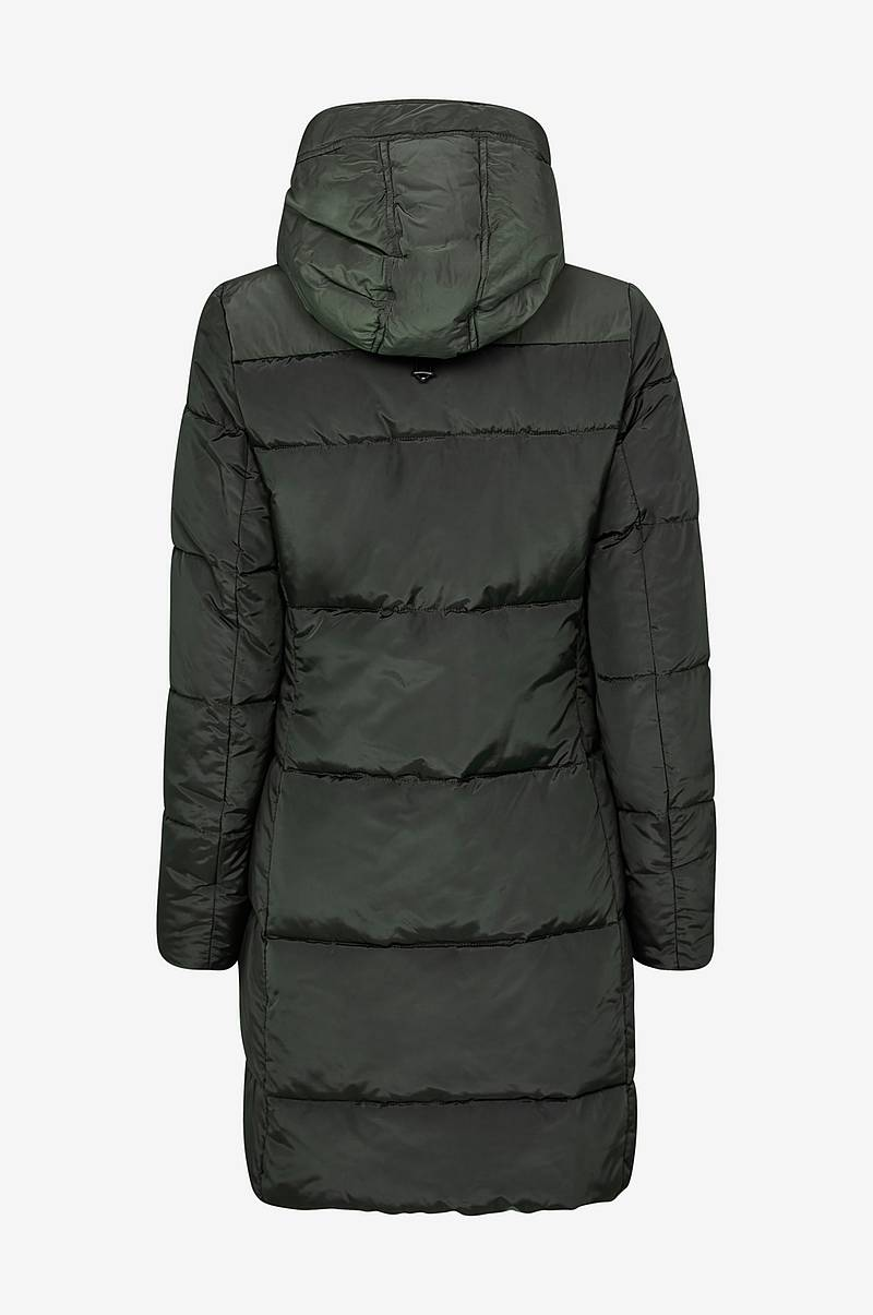 Whistler Hdd Qlt Slim Long Coat Wmn -takki