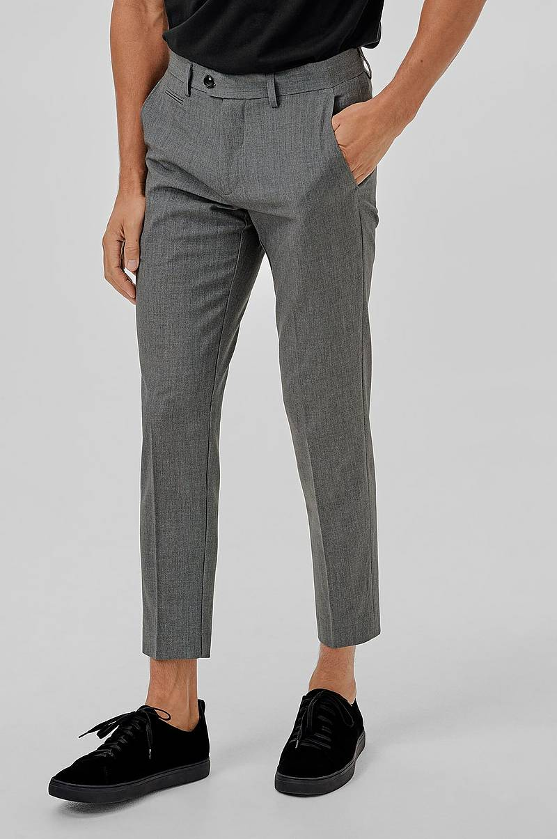 Bukse Suit Pants Relaxed