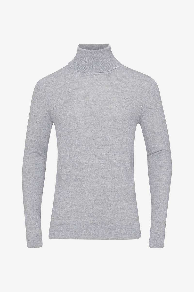 Pologenser Merino Knit Roll-neck
