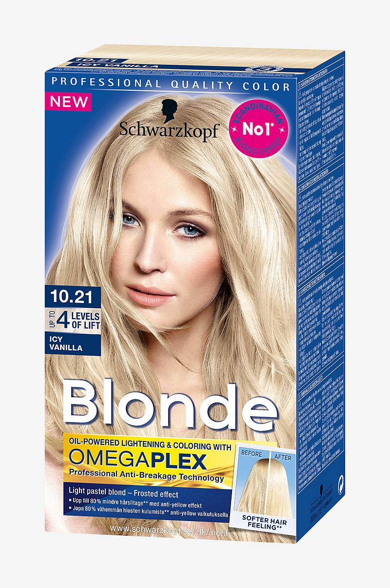 Blonde 10.21 Icy Vanilla