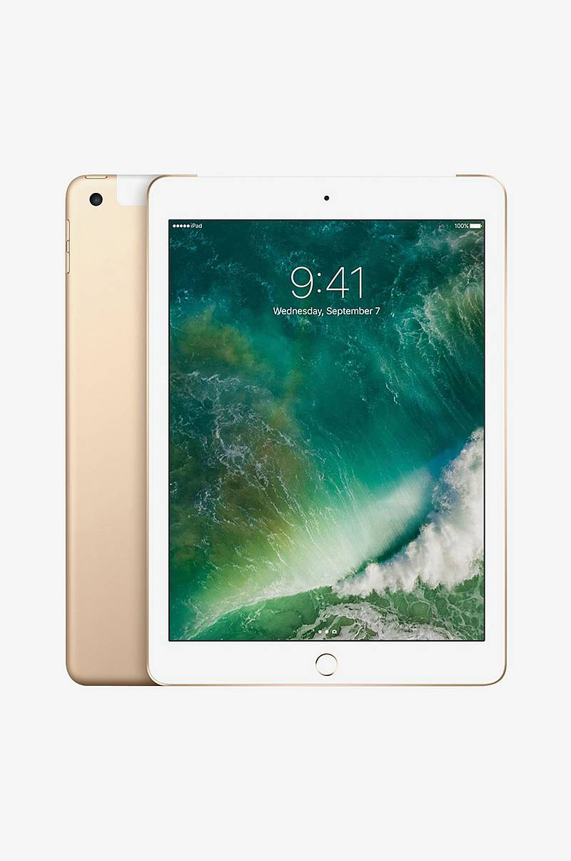 iPad 128GB Wi-Fi/4G Gold MRM22