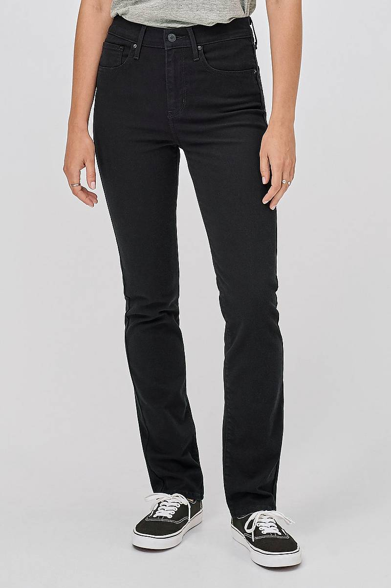 Jeans 724 High Rise Straight