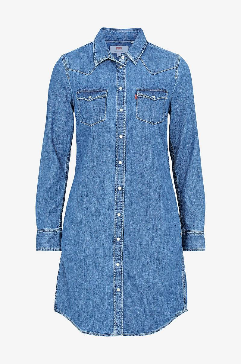 Denimkjole Ultimate Western Dress
