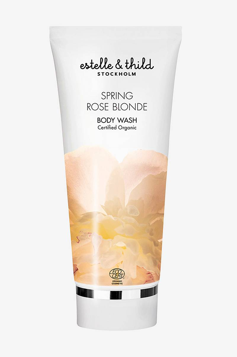Spring Rose Blonde Body Wash. 200 ml