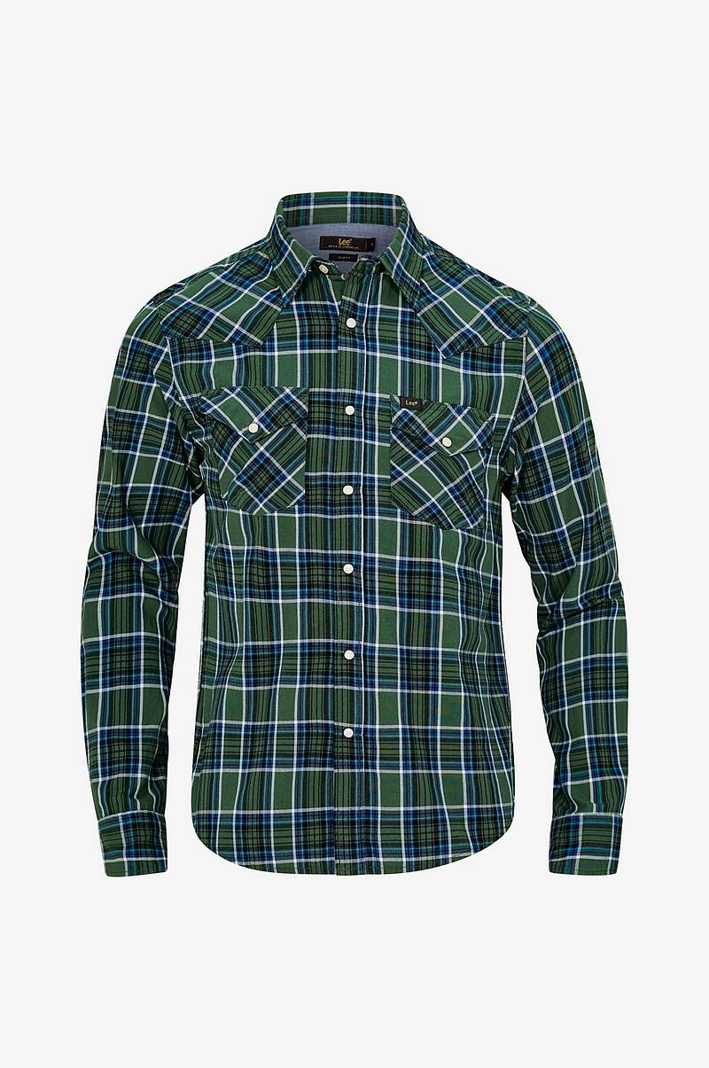Skjorte Western Shirt, slim fit