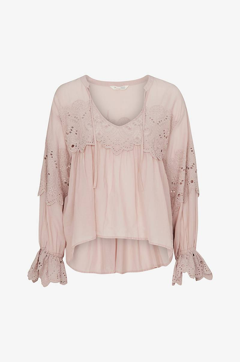 Blus Flying With Love Blouse