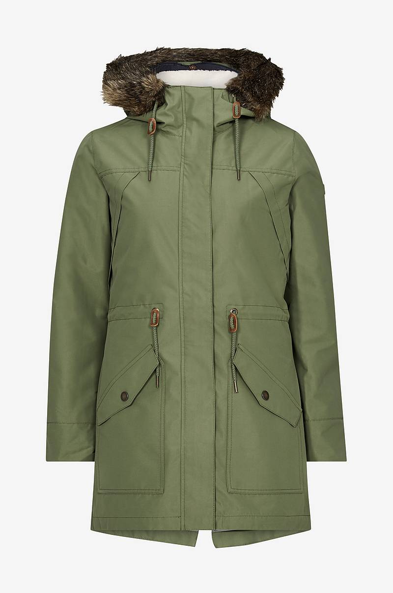 Amy 3 in 1 Waterproof Parka parkatakki