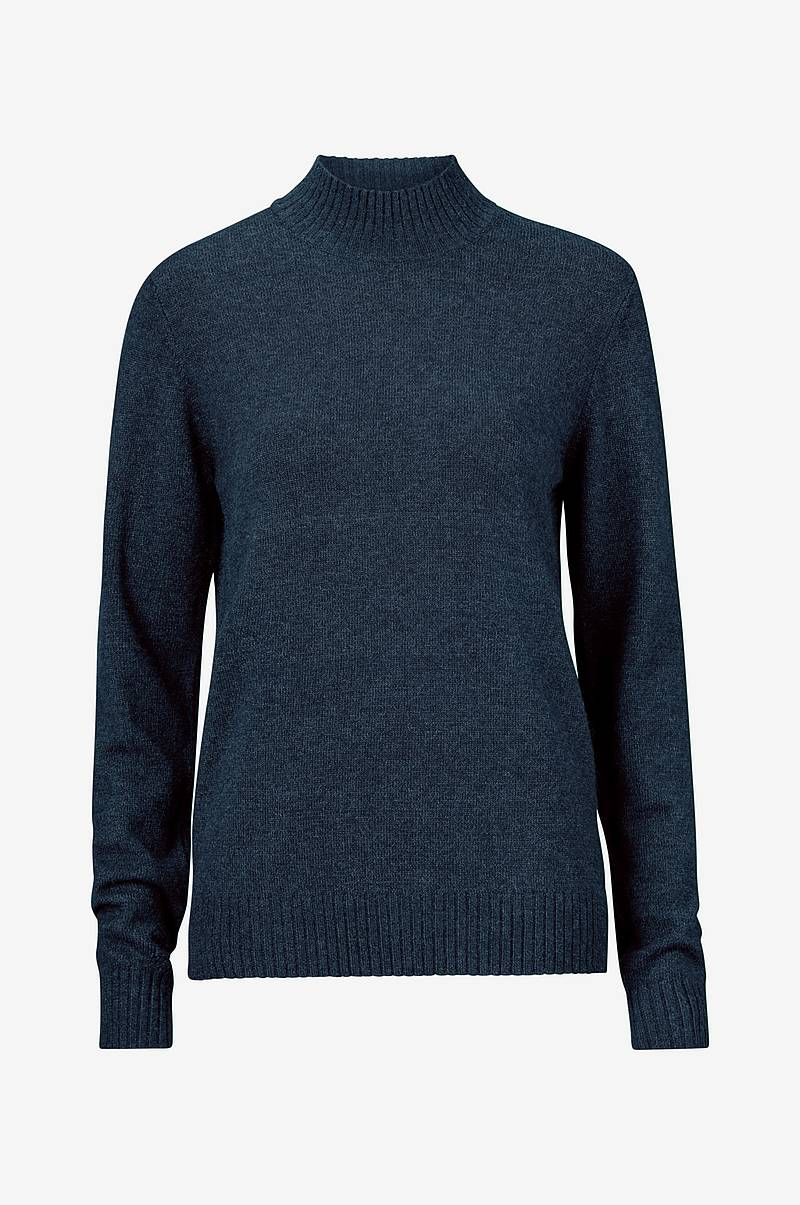 Tröja viRil L/S Turtleneck Knit Top