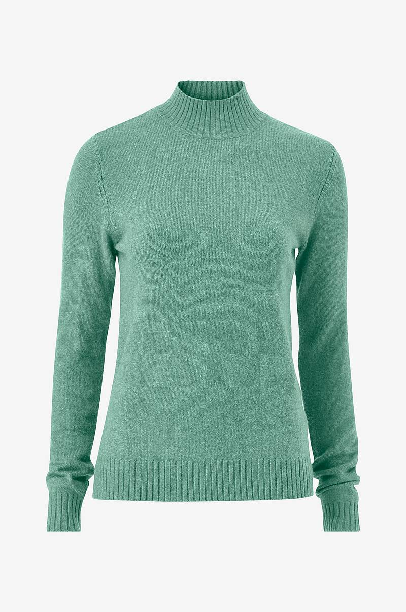 viRil L/S Turtleneck Knit Top neulepusero