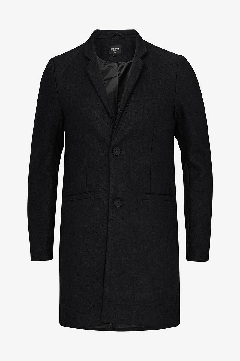 Rock onsMax Wool Trench Coat EXP