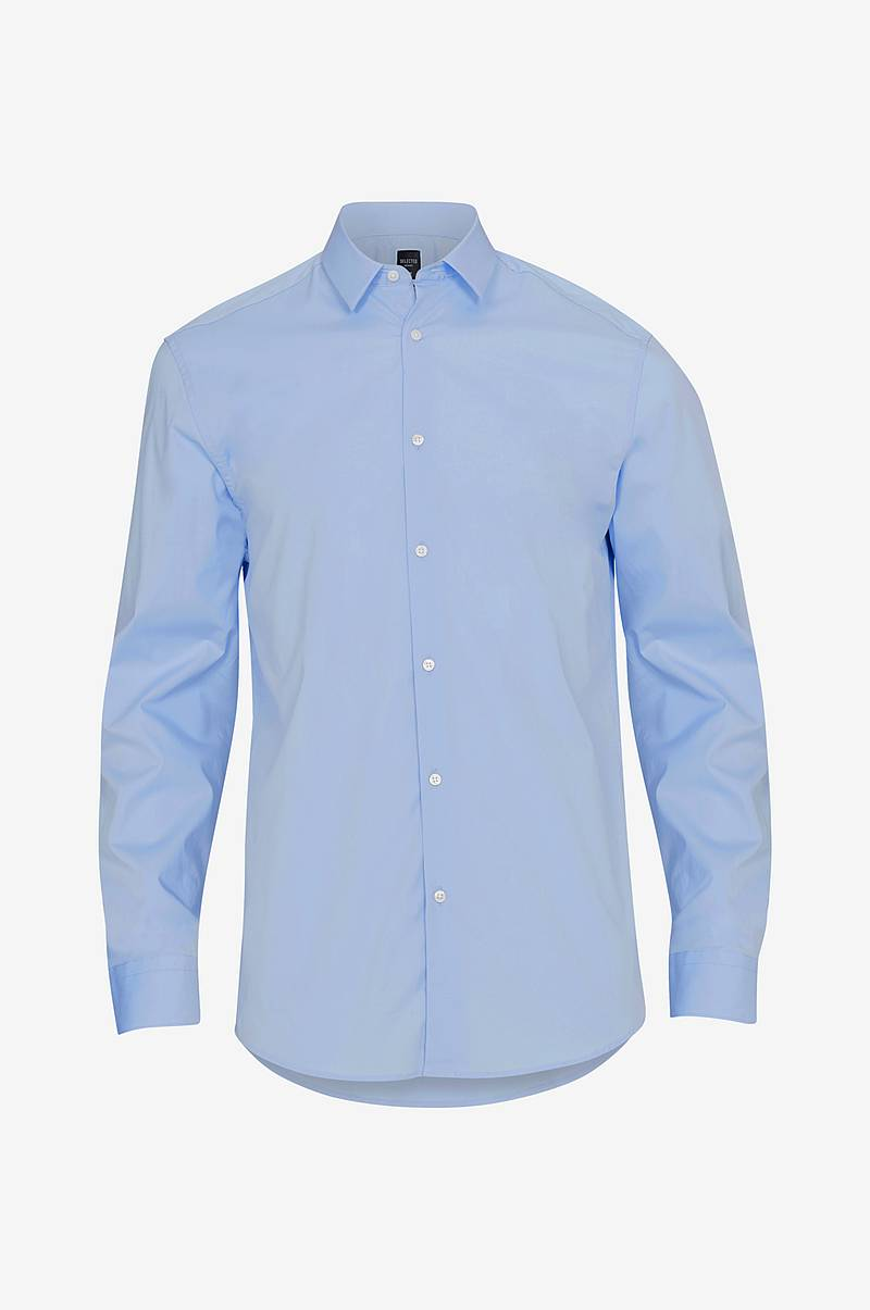 SlhSlimpreston Clean Shirt kauluspaita