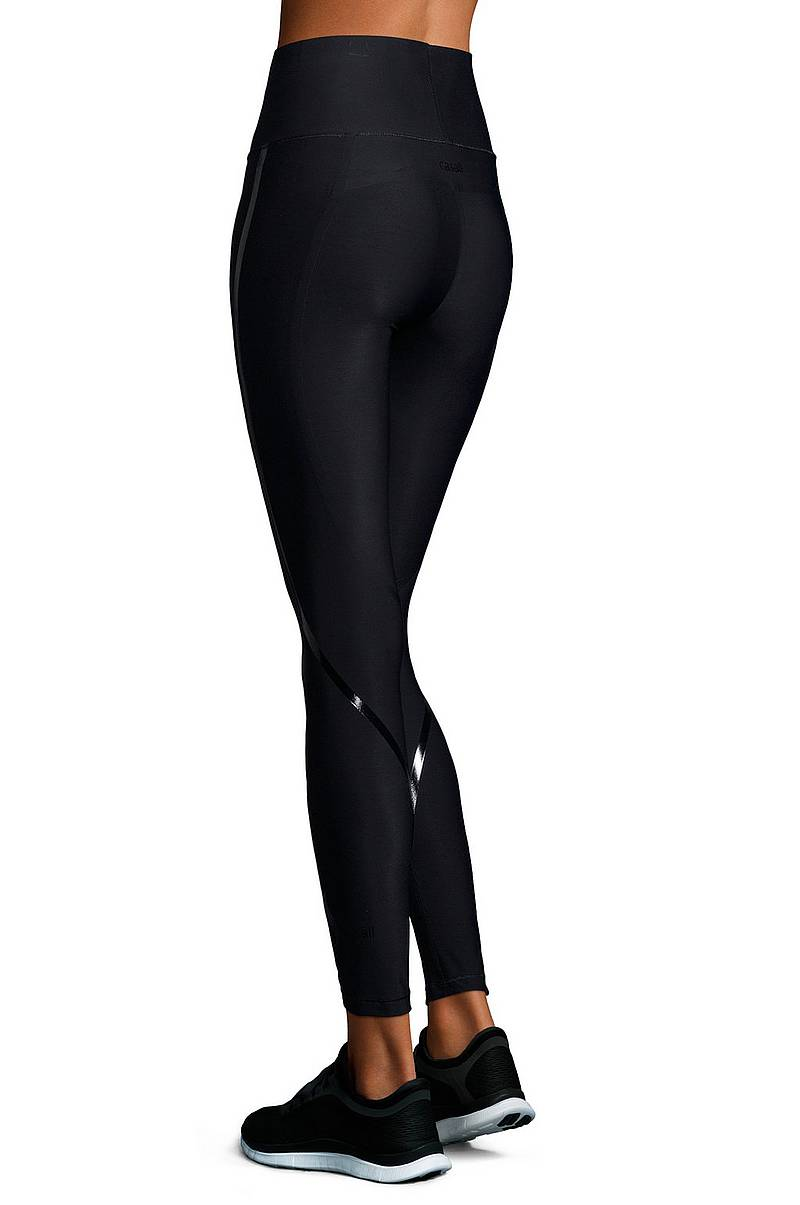 Sculpture High Waist Tights -treenitrikoot