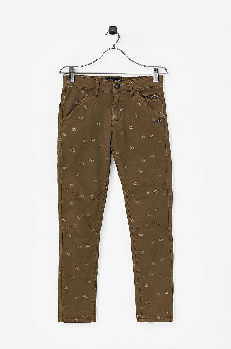Bukse Boys Non Denim Chino