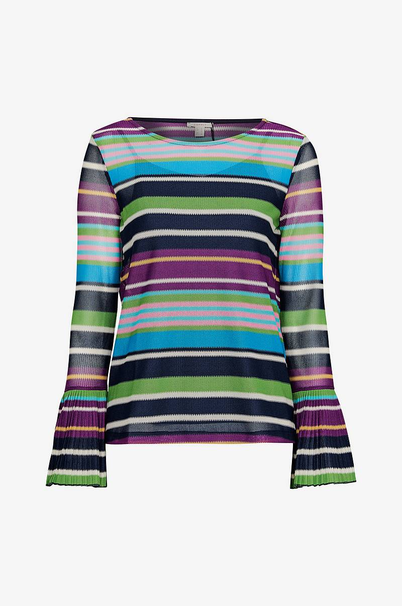 Top Multistripe Tee