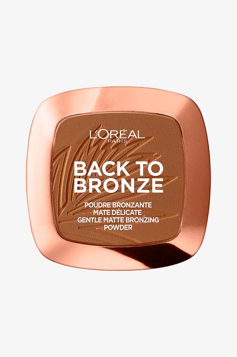 Back to Bronze - Matte Bronzing Powder