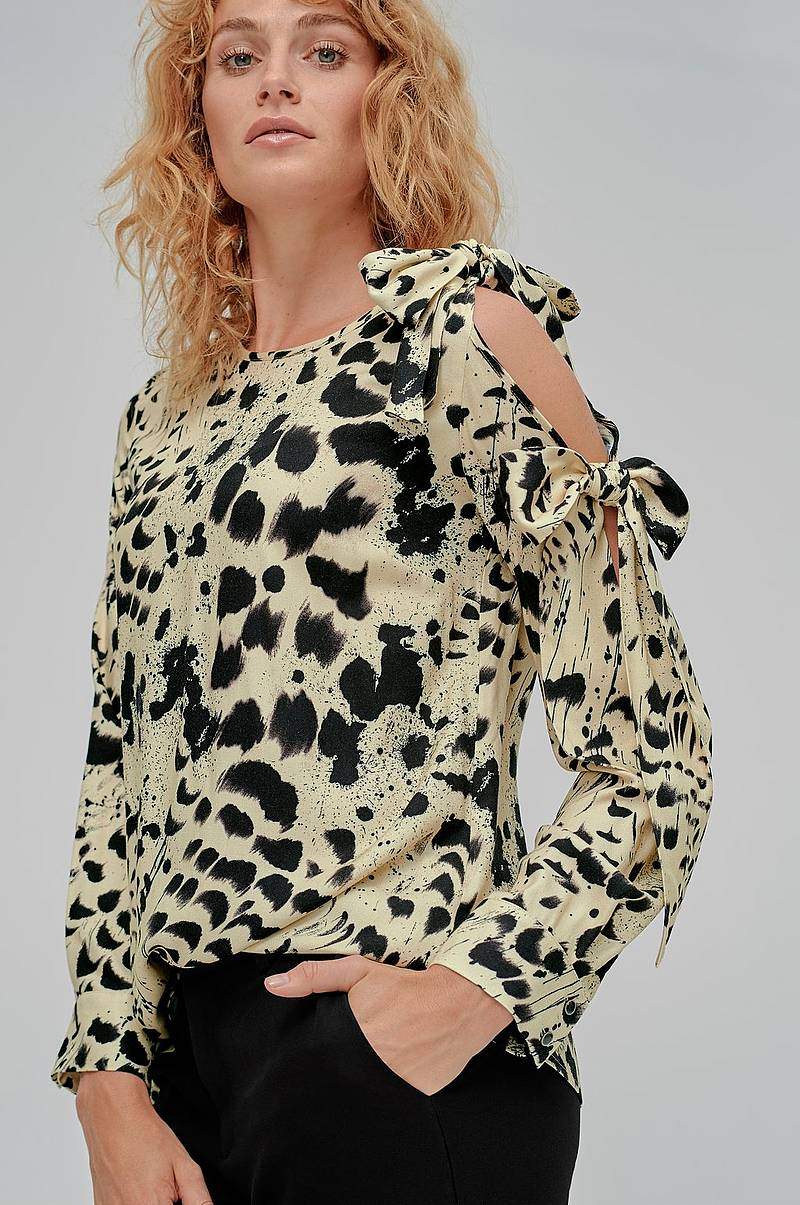 Bluse Bow Blouse