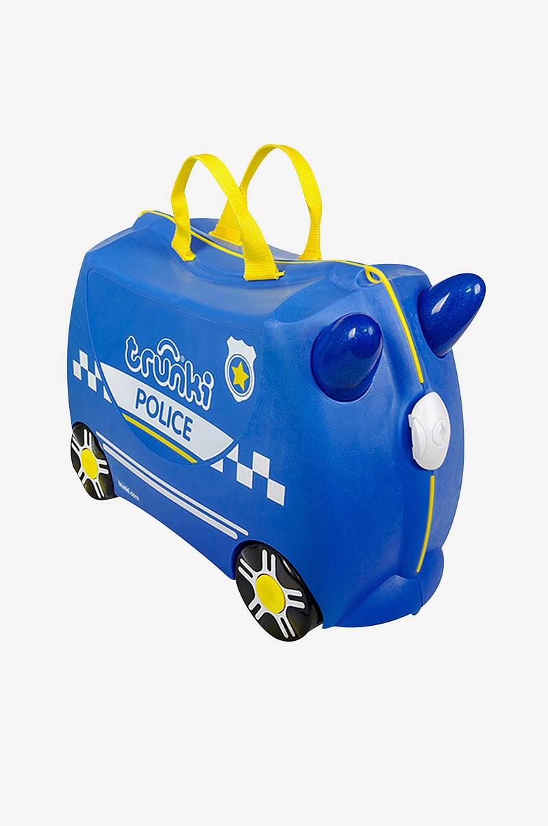 Koffert Percy the Policecar