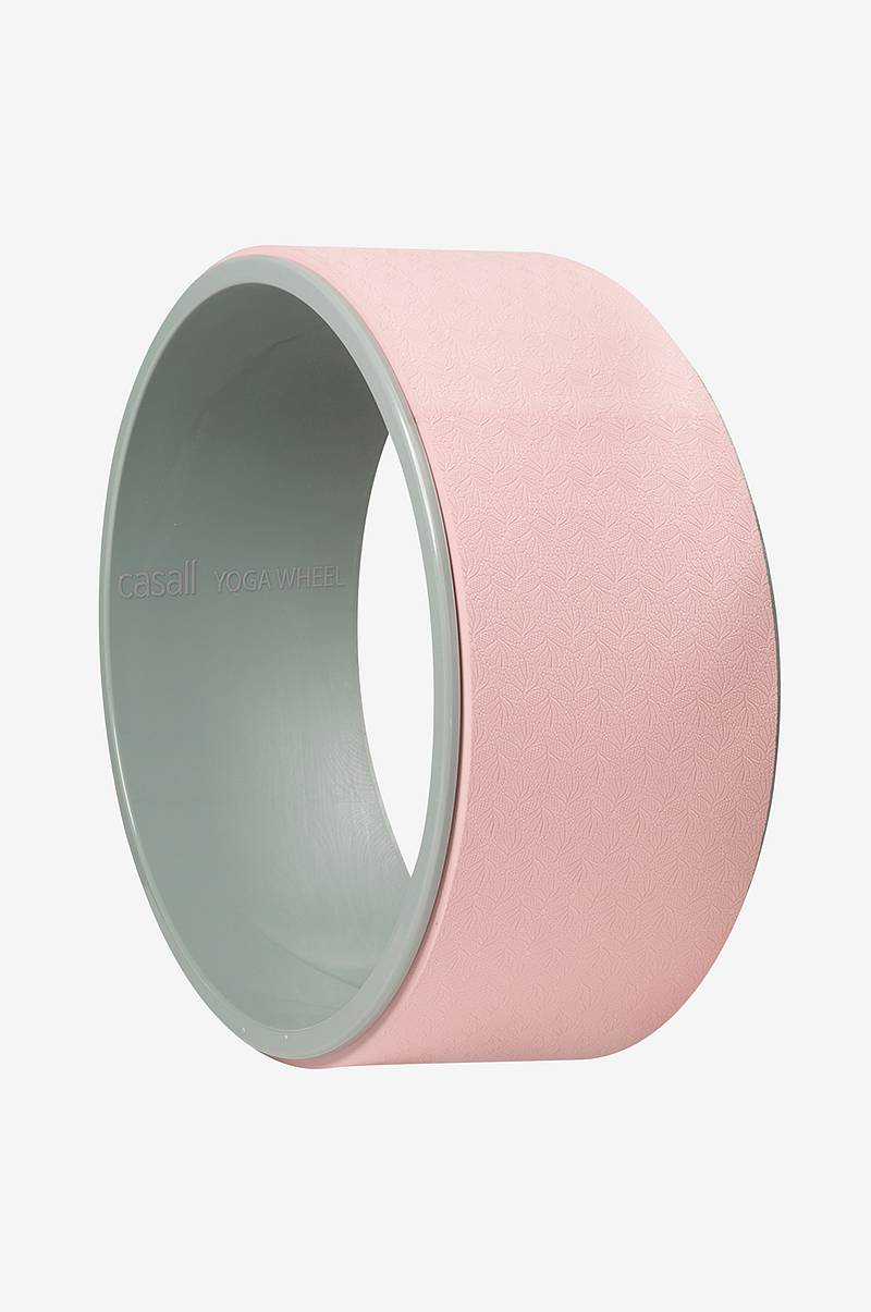 Yoga Wheel Lucky Pink/Grey