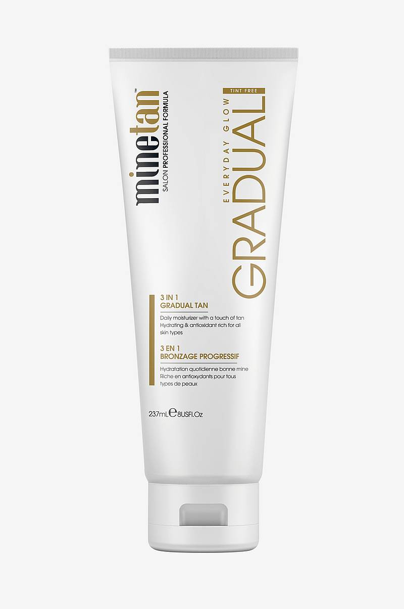 Gradual, 3 in 1 Gradual Tan Daily Moisturiser 237 ml