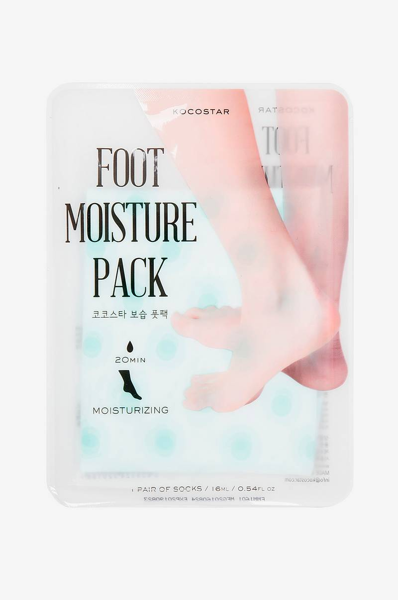 Foot Moisture Pack Mint
