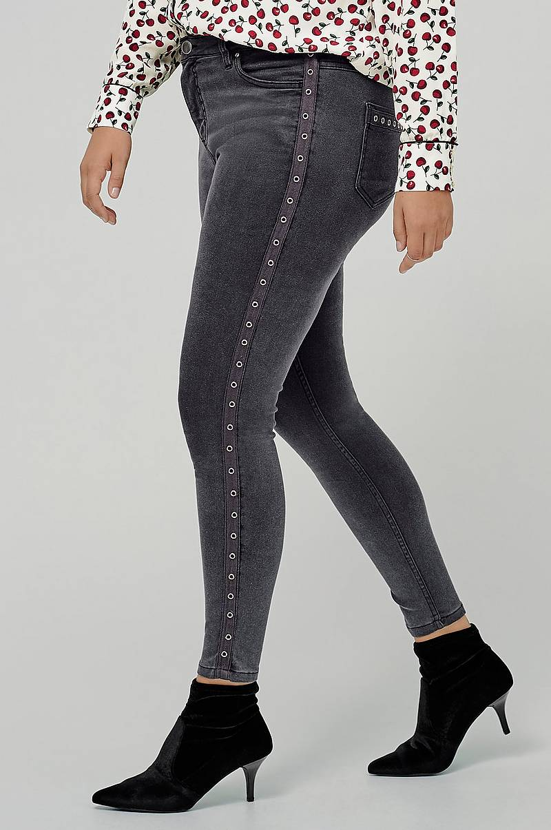 Jeans Amy Cropped Super Slim