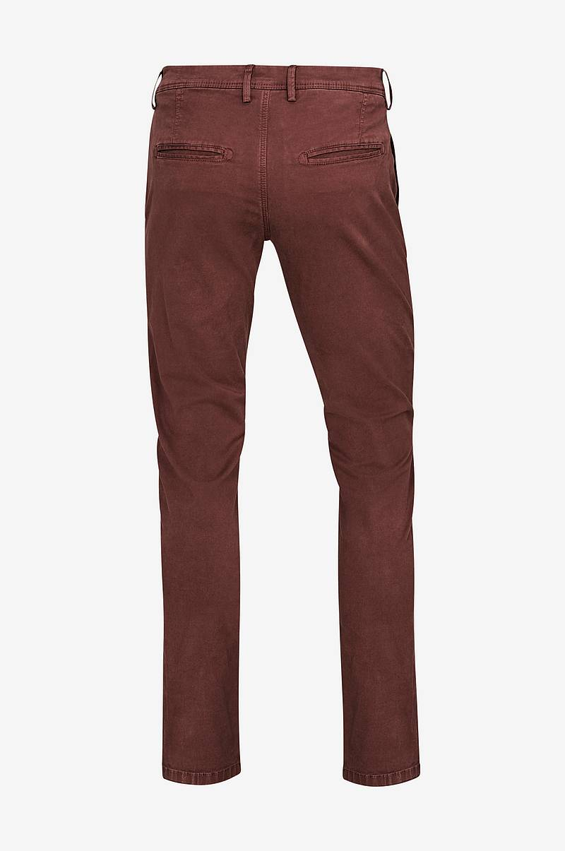 Chinos slhSkinny-Luca B. Chocolate Pants