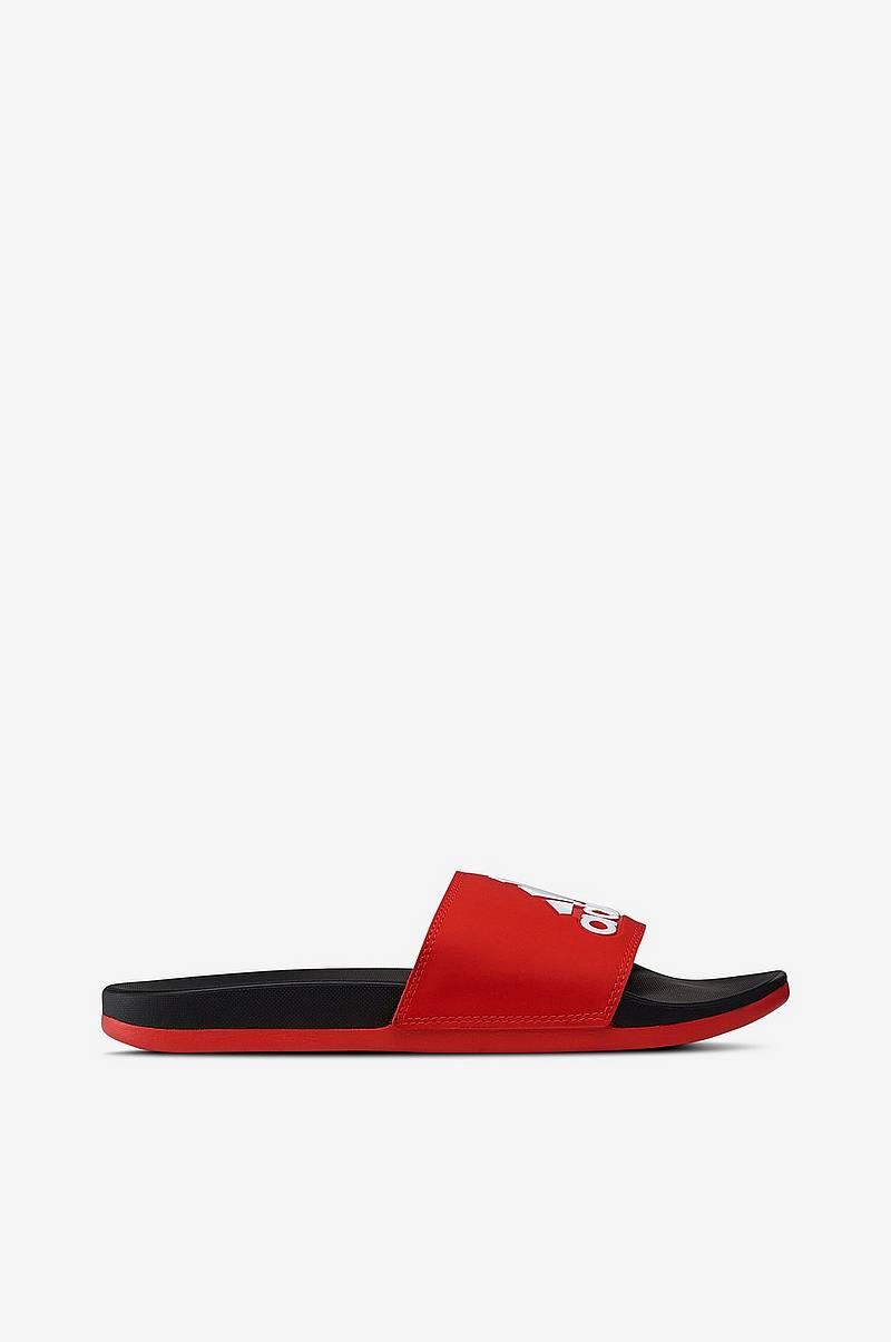 adidas badesandal sort CF Plus Y W Bade sandaler Sort