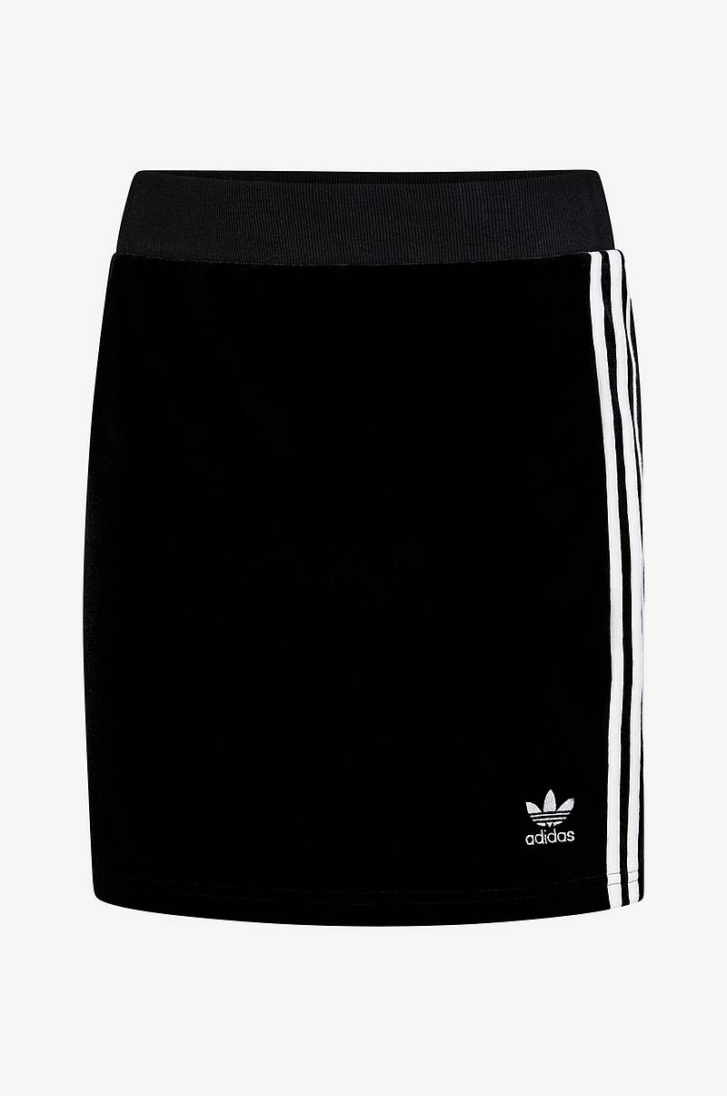 Kjol 3-stripes Skirt i velour