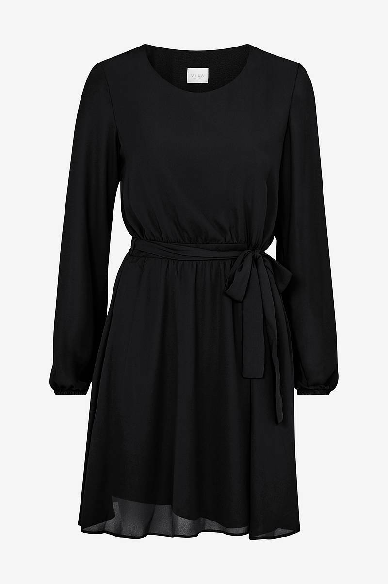 Kjole viLucy L/S Dress