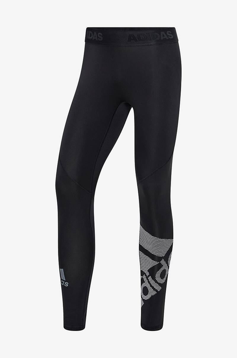 Træningstights Alphaskin Sport Badge of Sport Long Tights