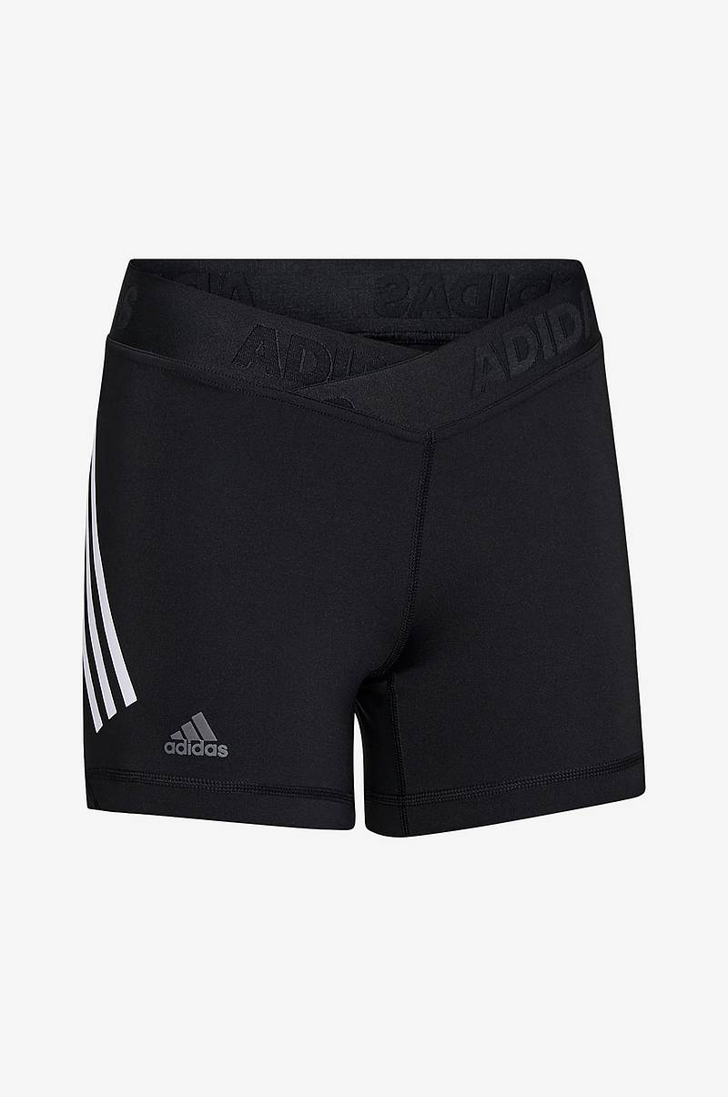 Kort treningstights Alphaskin Sport 3-stripes