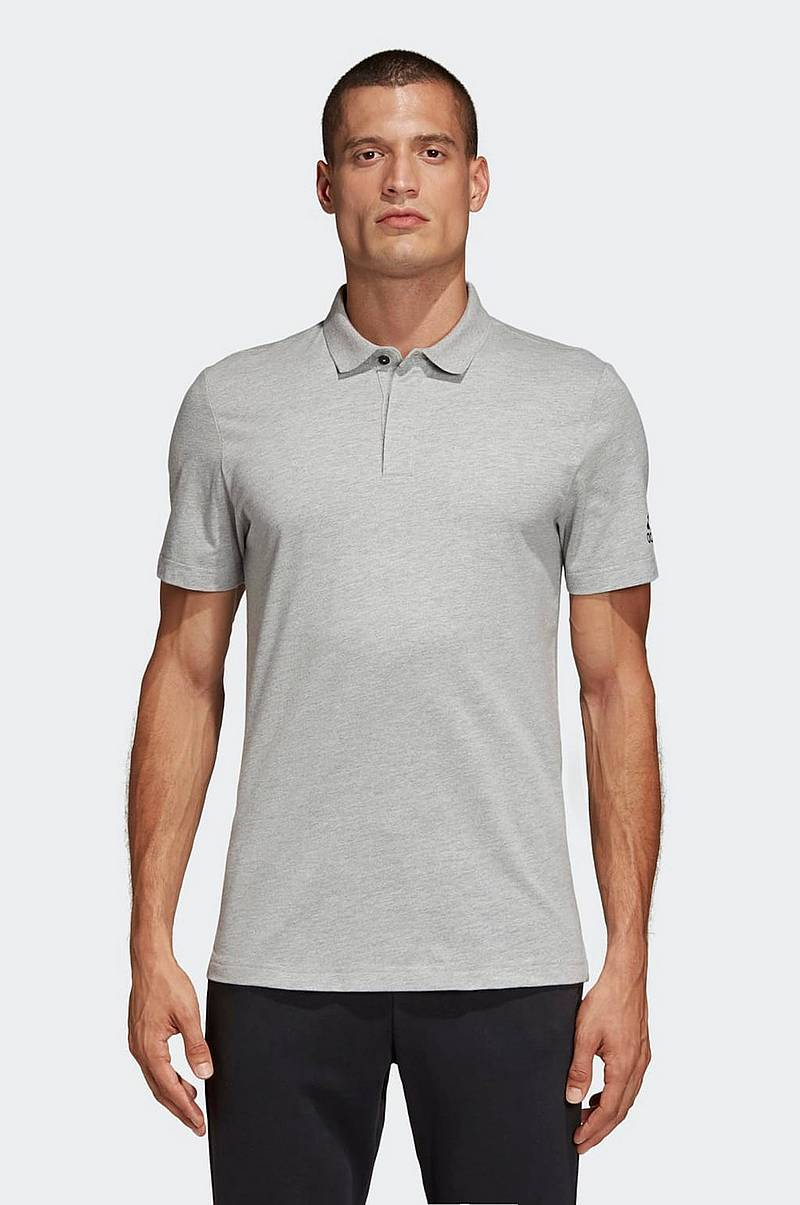Pikétrøye Must Haves Plain Polo Shirt