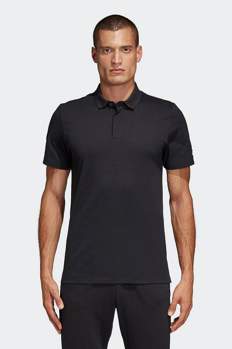 Pikétröja Must Haves Plain Polo Shirt