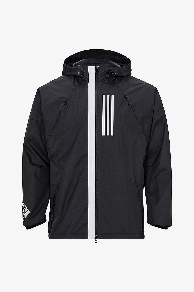 Vindjakke Id Wind Jacket Fleece-lined